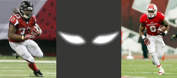 RB-Atlanta Falcons