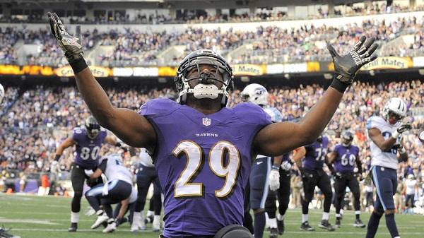 Justin Forsett-RB-Baltimore Ravens