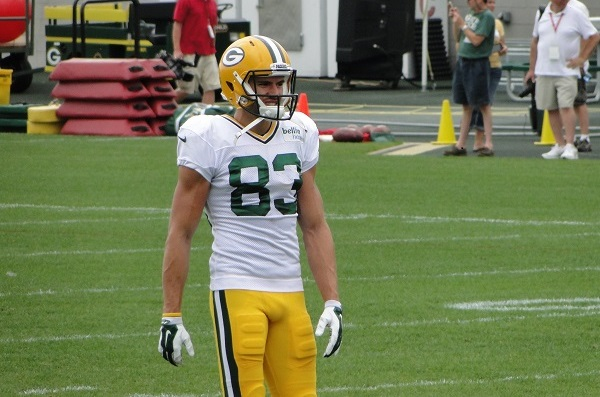 jeff janis, WR, green bay packers