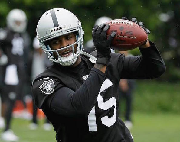 Michael Crabtree Still A Great Value In Fantasy Football Leagues