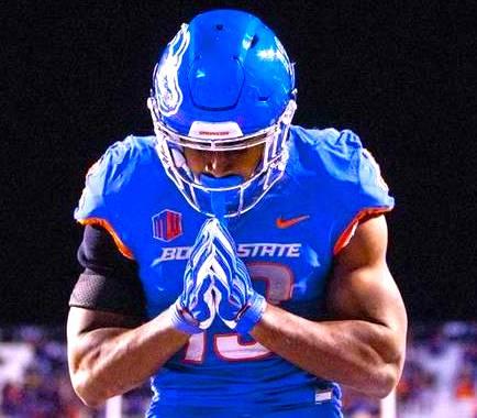 quality design 195d5 50082 NFL Draft Rookie Report: Jeremy McNichols, Running Back ...
