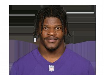 Lamar Jackson headshot