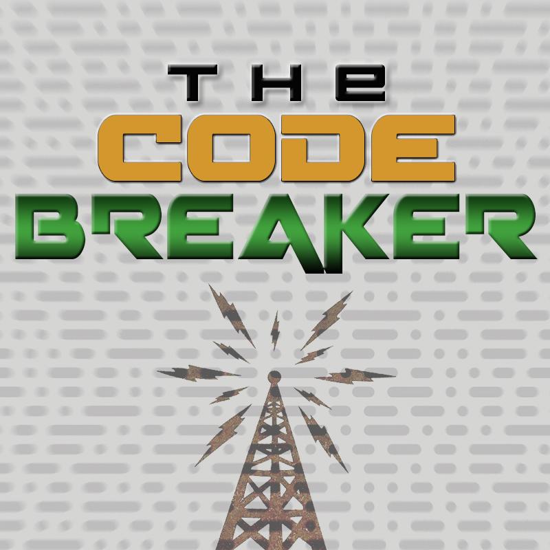 Code Breaker podcast thumbnail