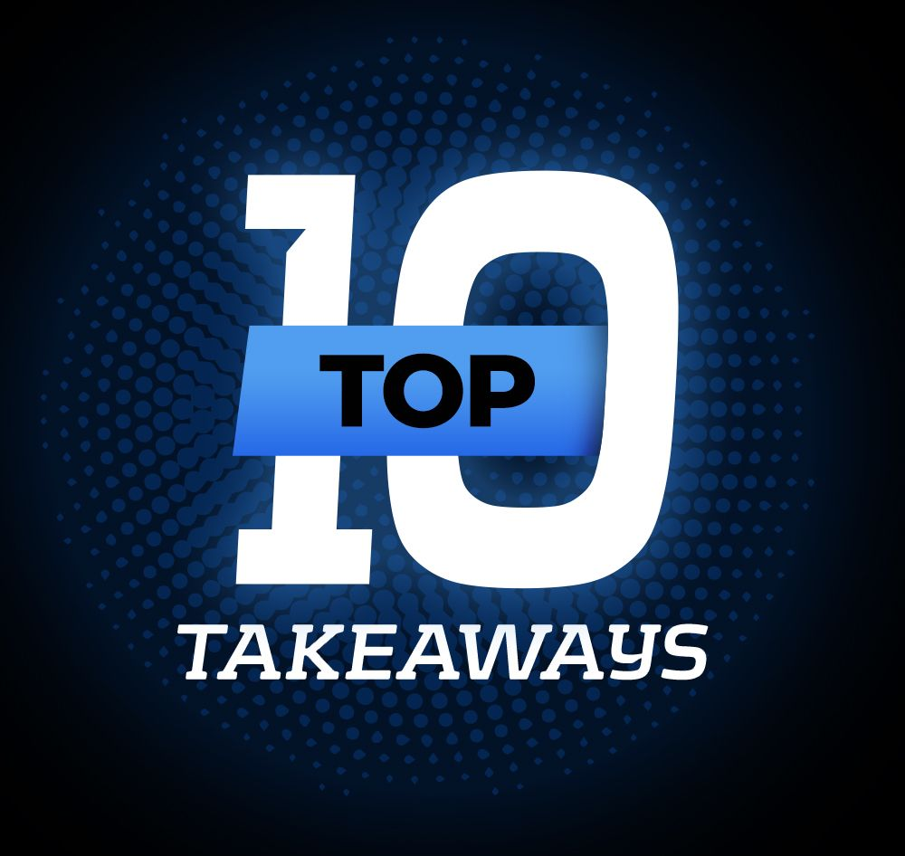 Top-10 Takeaways podcast thumbnail